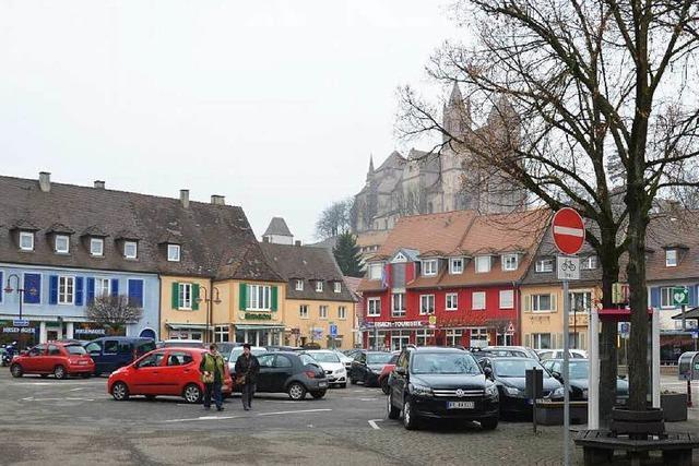 Der Breisacher Marktplatz soll attraktiver werden