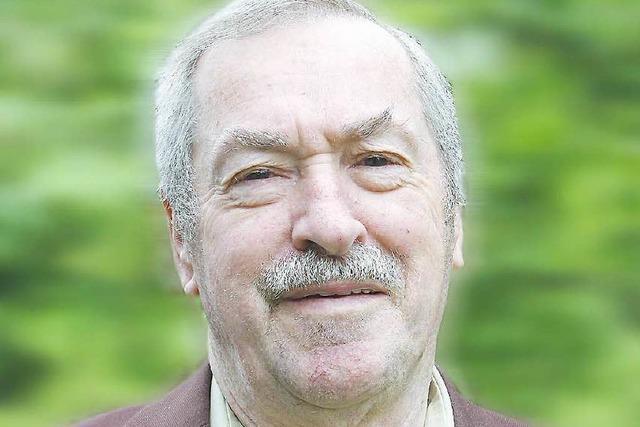 Engagierter Sulzer: Otto Kalt verstorben