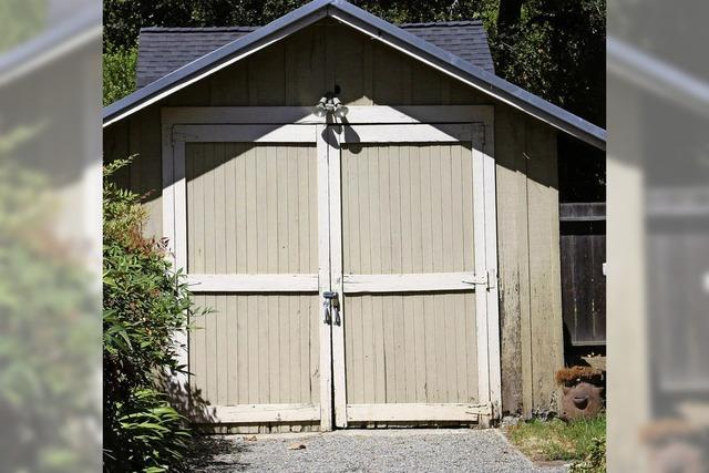 Wohnen auf oder in der Garage?