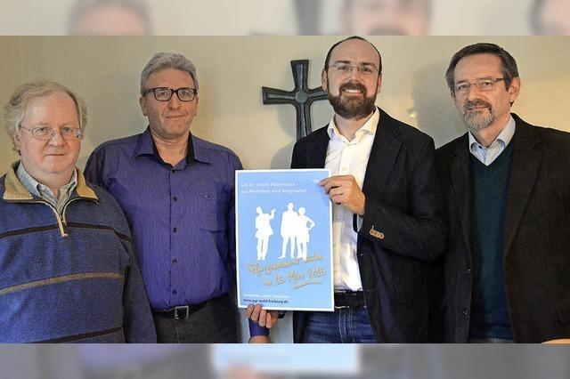Katholiken suchen Kandidaten