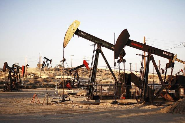Erste Ölquellen stillgelegt