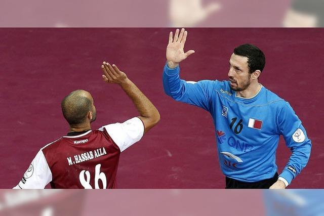 Der gekaufte Erfolg - Katars WM-Team und seine Legionäre