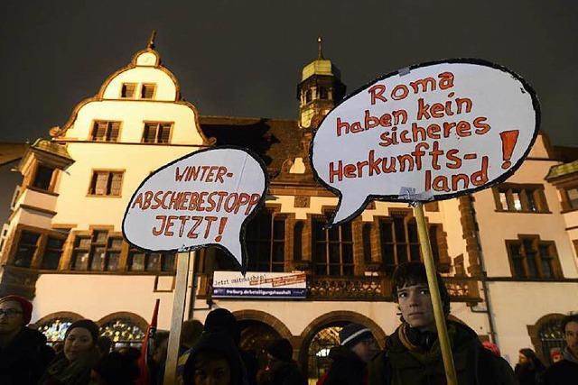 Nach Abschiebung in Freiburg: Kritik an und von den Grünen