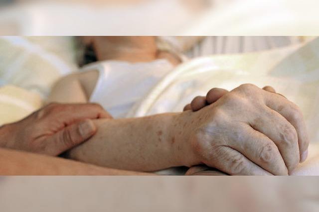 Plädoyer für die Palliativmedizin