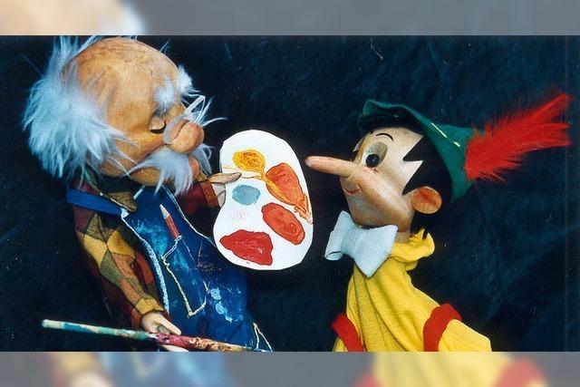 Puppenspieltage im Stubenhaus Staufen