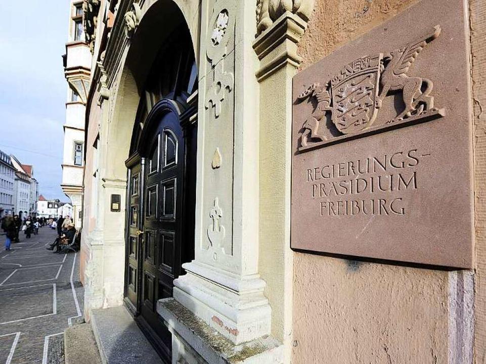 Das Regierungspräsidium hat das Finanzierungskonzept überprüft.  | Foto: Ingo Schneider