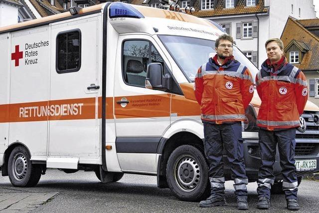 Notfallsanitäter statt Rettungsassistenten