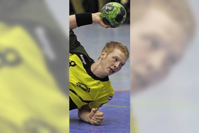 SG-Handballer: Kleinerer Kader, großer Gegner