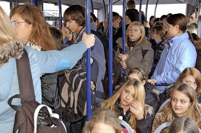 Gespräch zum leidigen Schulbusproblem