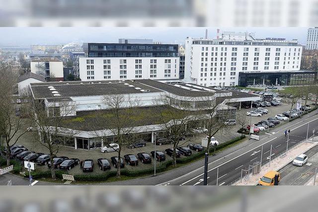 Autohaus Märtin räumt Standort an der Breisacher Straße