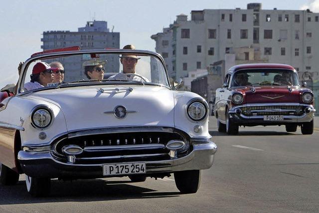 Nach Ende der politischen Eiszeit mit den USA bereiten sich die Kubaner auf Touristenansturm vor