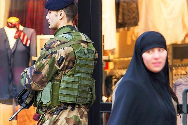 Frankreich führt Schulfach gegen Terror ein