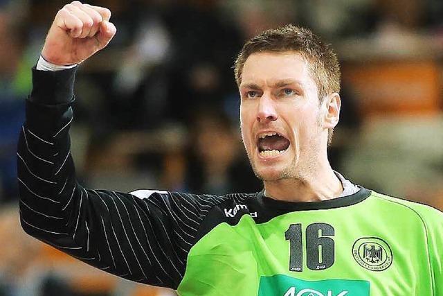 Deutsche Handballer besiegen Argentinien mit 28:23