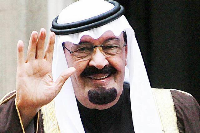 König Abdullah gestorben – Nachfolger ist sein Halbbruder