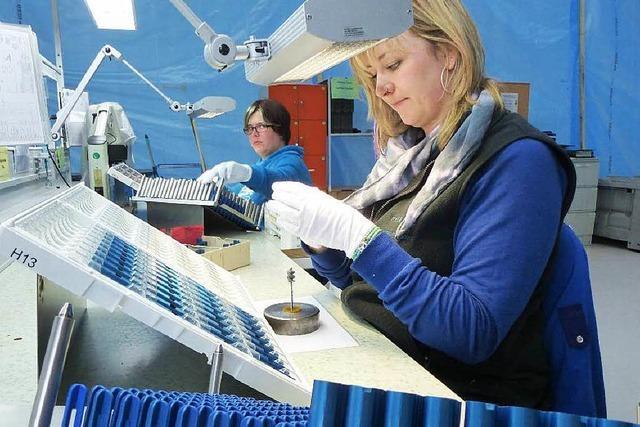 Mesa Parts verlagert Medizintechnik – 35 Jobs für Neustadt