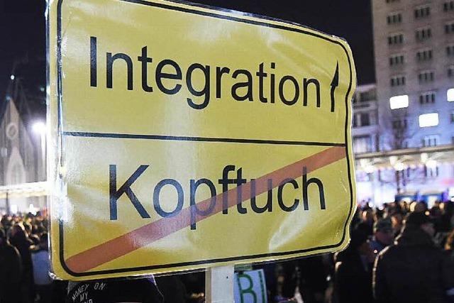 Keine Genehmigung für Pegida-Demo in Basel