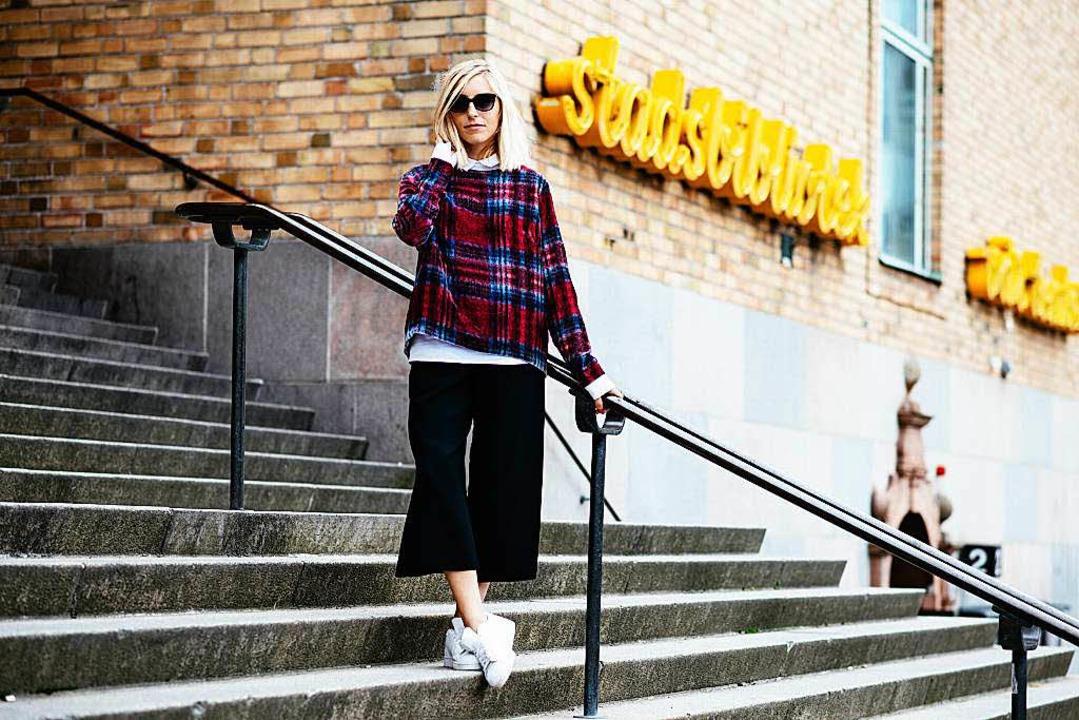 Claudia Zakrocki zeigt auf ihrem Blog ihr Lieblings-Outfits.  | Foto: Soren Jepsen