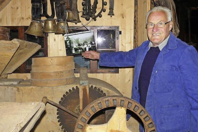 Museum für alte Landtechnik am Titisee