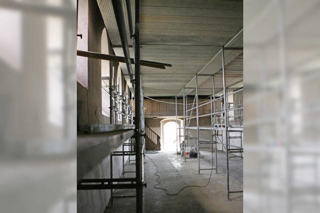 Alte Mauern in Leutkirche entdeckt