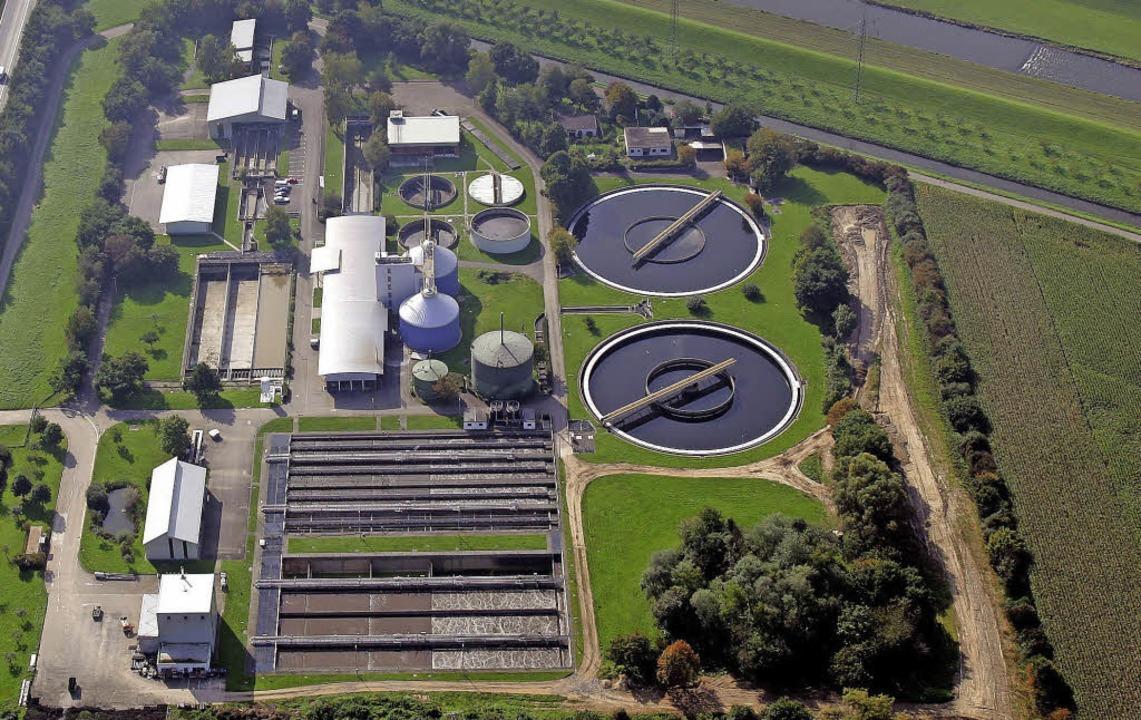 Die Pilotanlage zur Phosphor-Rückgewin...sheim ist deutschlandweit die größte.   | Foto: Heck