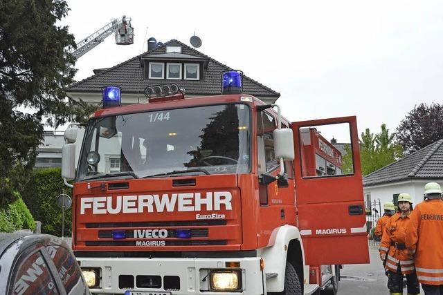 Feuerwehr leistet 200 Einsätze