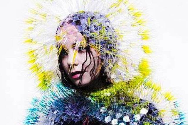 Björks neues Album: So viel Schmerz war lange nicht