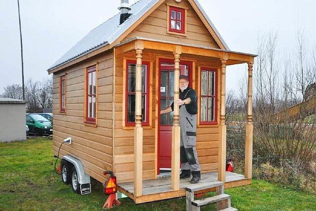 Tiny-House: Die große Idee vom kleinen Haus auf Rädern