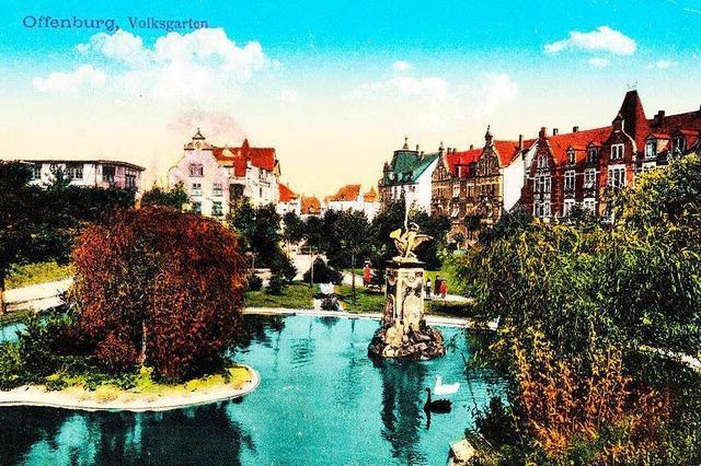 Große Pläne für den Franz-Volk-Park