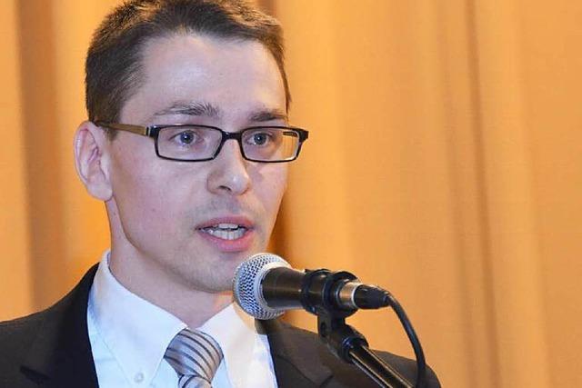 Helmut Mursa wird neuer Bürgermeister von March