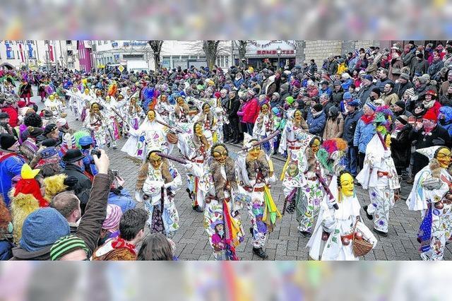 Bräunlingen feiert mit viel Tradition