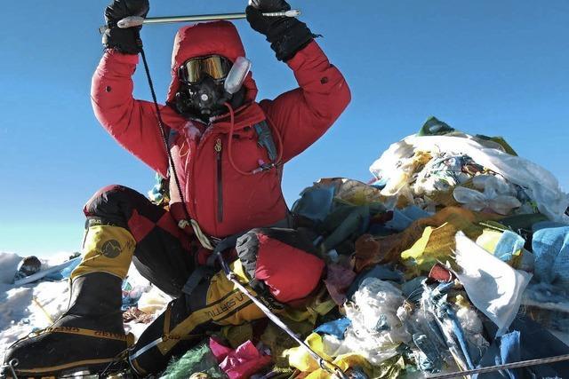 Boris Kurz berichtet über den Himalaya in Offenburg