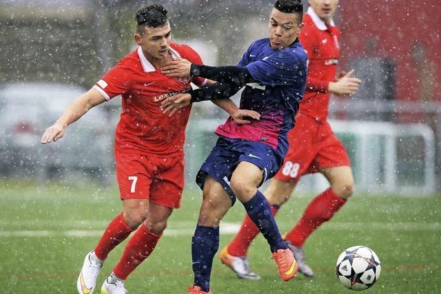 SC-A-Junioren und FFC trennen sich Unentschieden