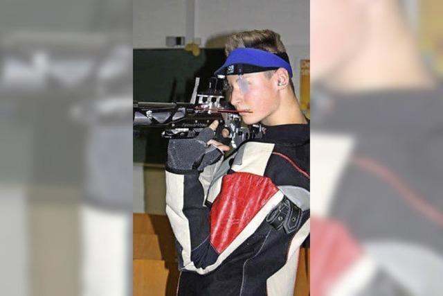 Schützenfest beim KKSV Heitersheim