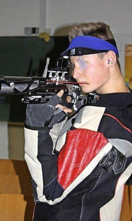 Sieger der Einzelwertung Jugendklasse: Lukas Winterhalter, SSV Wittnau    Foto: privat
