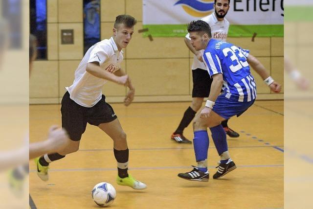 Die Futsal-Experten vom FC Emmendingen