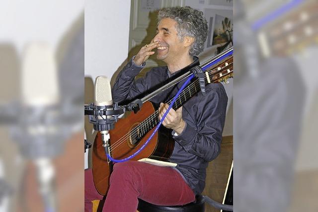 Ein Musiker mit Charme und Humor