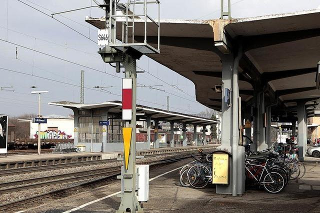Umbau des Bahnhofs beginnt im März 2016