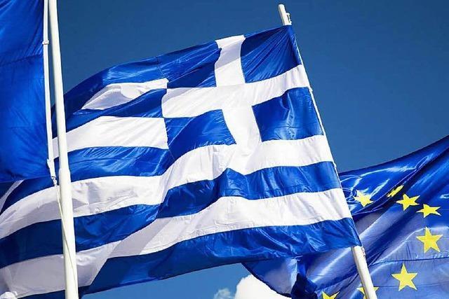 Seltsame Athener Allianz: Linker Premier, rechter Partner