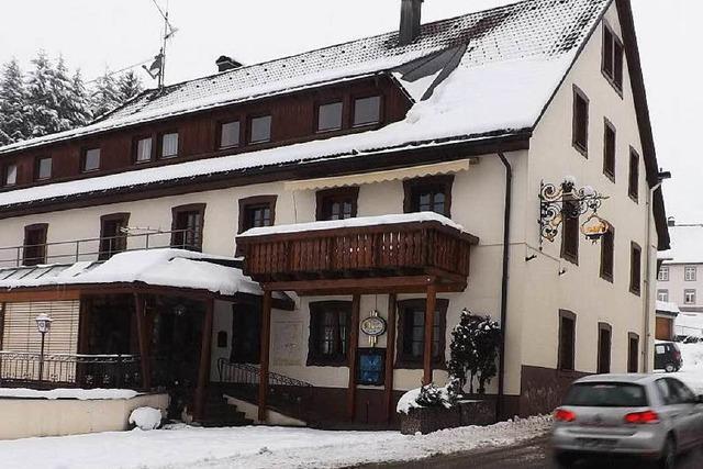 In Herrischried wird das Gasthaus