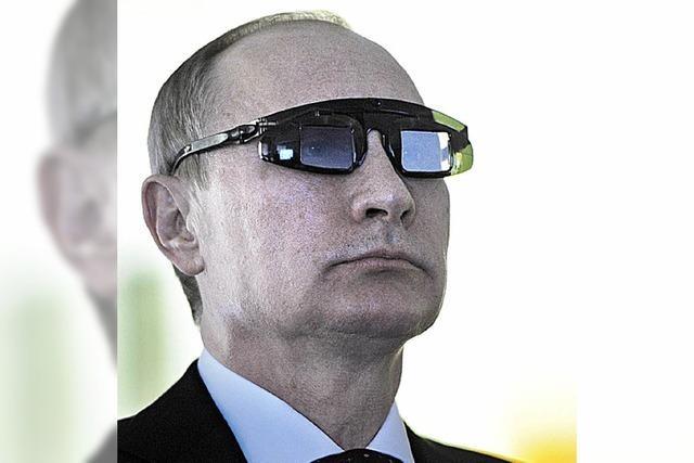 Putin sieht
