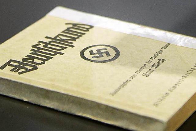 Verfahren gegen SS-Mann aus Freiburg eingestellt