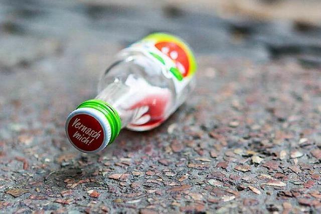 Passantin stoppt betrunkene Autofahrerin