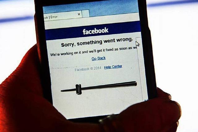 Facebook dementiert Hackerangriff nach morgendlichem Ausfall