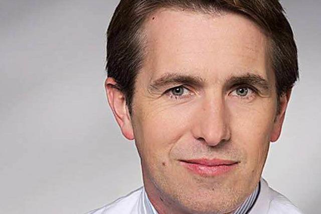 Neuer Chefarzt im Mediclin Herzzentrum
