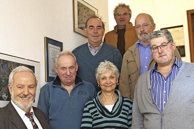 Stadt dankt langjährigen Mitarbeitern