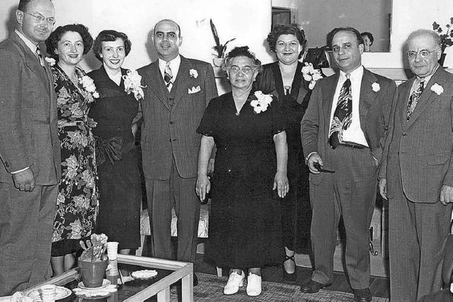 Lore Dreyfuß kam nach 1945 nie mehr nach Lahr