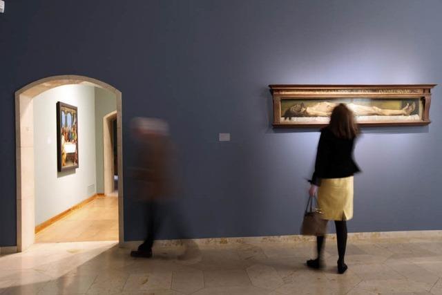 Letzte Öffnungstage im Basler Kunstmuseum