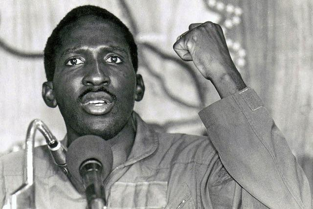 Das kommunale Kino zeigt den Dokumentarfilm Sankara