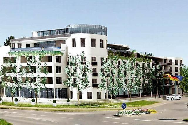 Neue Hotel-Pläne in Bad Krozingen: Luxus oder Luftschloss?