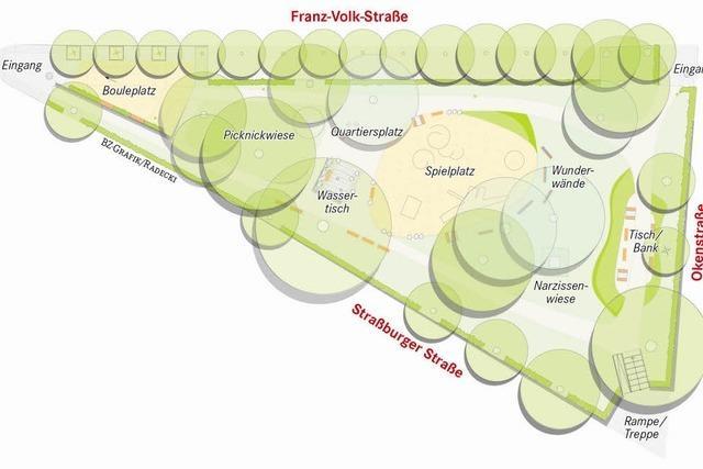 Aus dem Franz-Volk-Park soll ein Volkspark werden